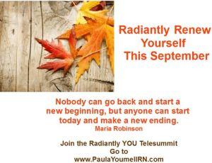 Fall Renew
