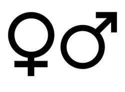 female male symbols